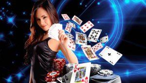 Menu Utama Permainan Poker Terpercaya